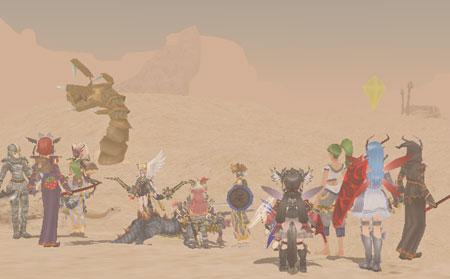 復帰砂漠18