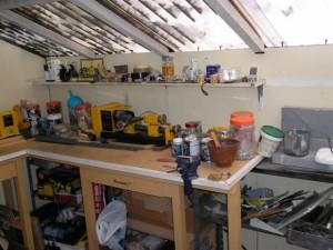 workshop sheds