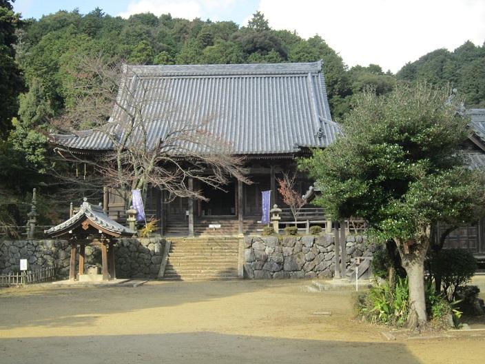 随願寺 本堂