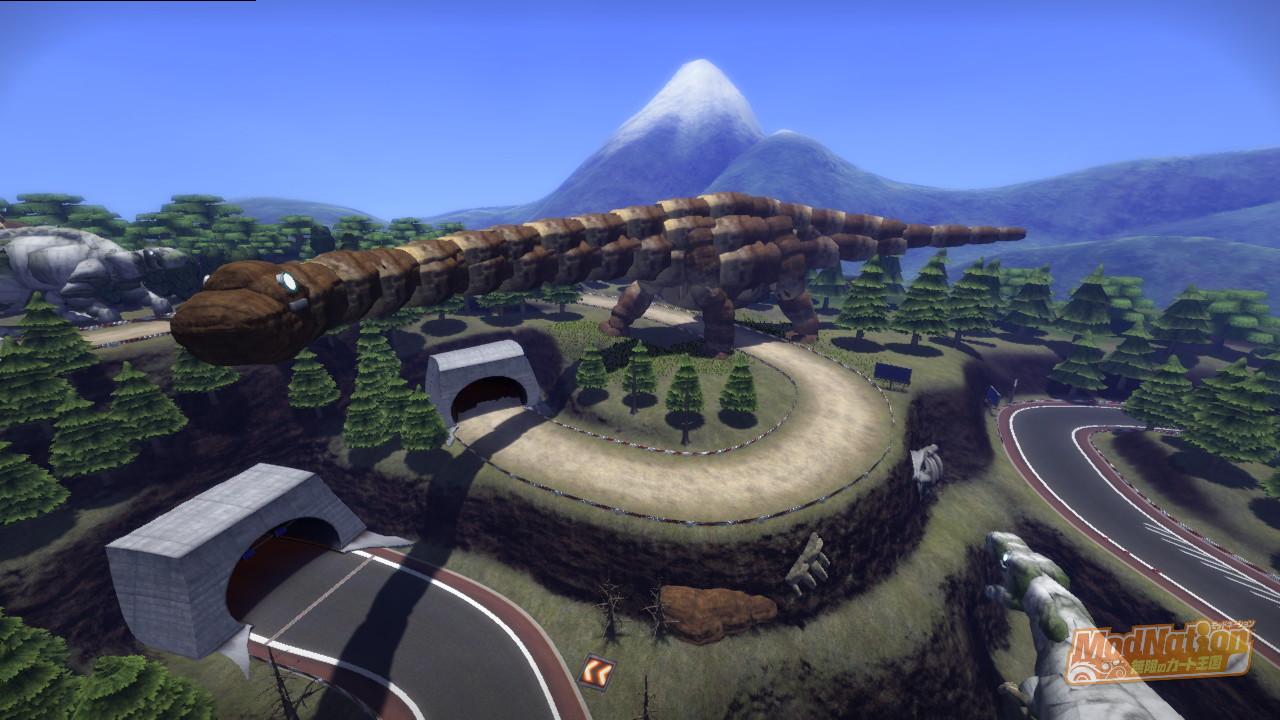 最も首の長いマメンチサウルス