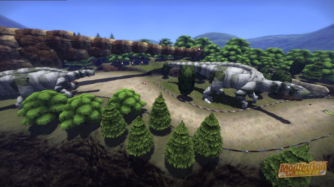 マメンチサウルスとハドロサウルス