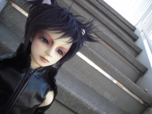 黒猫ルカ5 130108142727