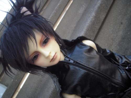 黒猫ルカ6 130108142917