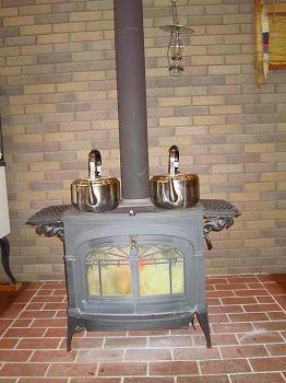 暖ったか暖炉