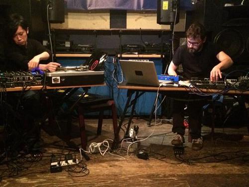Gaudenz Badrutt,Naoya Murata Duo at SABACO
