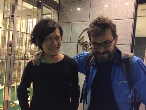 gaudenz badrutt,naoya_murata duo at sabaco