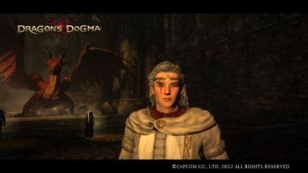 データ3   ドラゴンとの再会。…これ誰?みたいな。