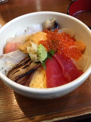 20131116-海鮮丼