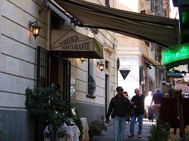 グルメの街ローマの昼下がりdownsize