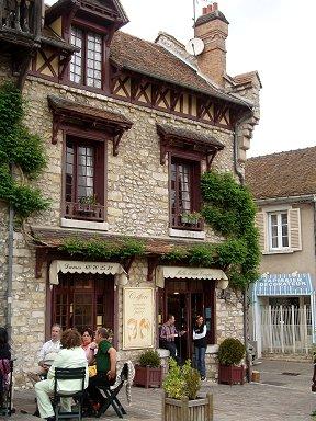 伝統的な家屋の美容院downsize
