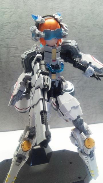 カトレア武装(1)