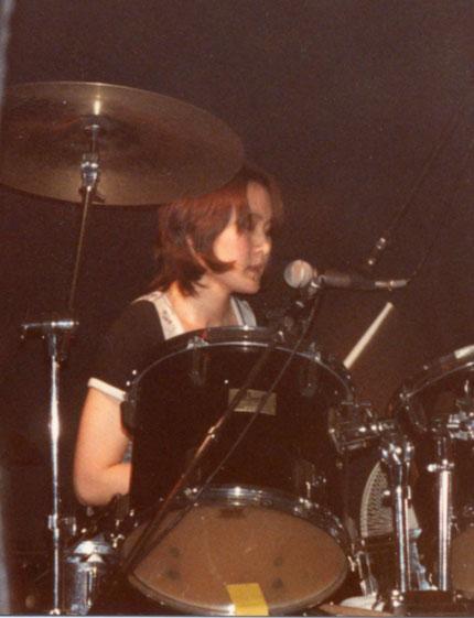 1994 スナップショット (snapshots) マッキー加入前 (Before joining the Sister Paul)場所:吉祥寺クレッシェンド (Place: Kichijoji CRESCENDO ) A−1(1200) 430
