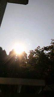 7:45 秋田の空
