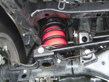 airbag FJcruiser