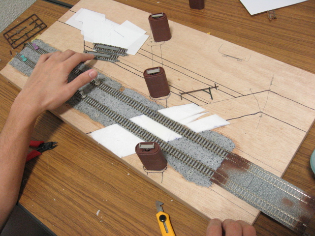 鉄道模型クラス
