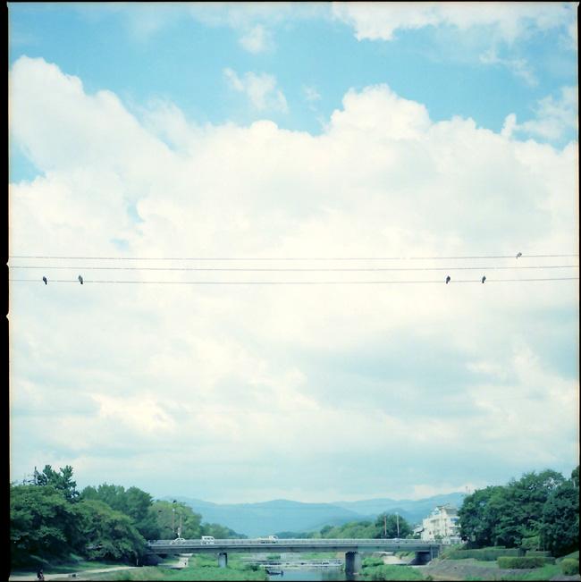 鴨川の五線譜