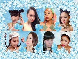 BUBBLE_GYALZ のコピー