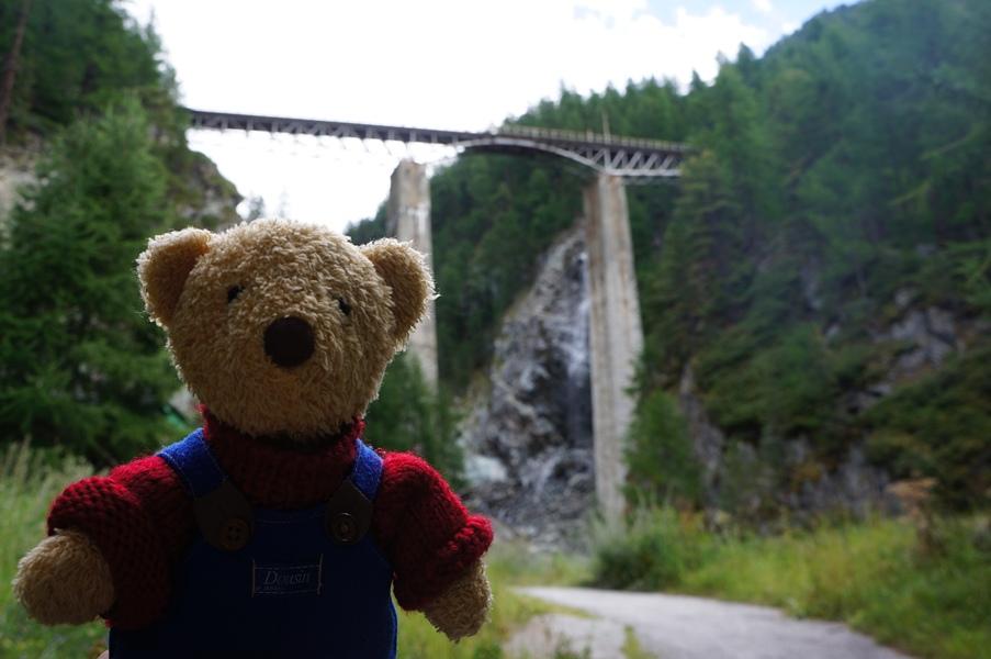 フィンデルンバッハの滝