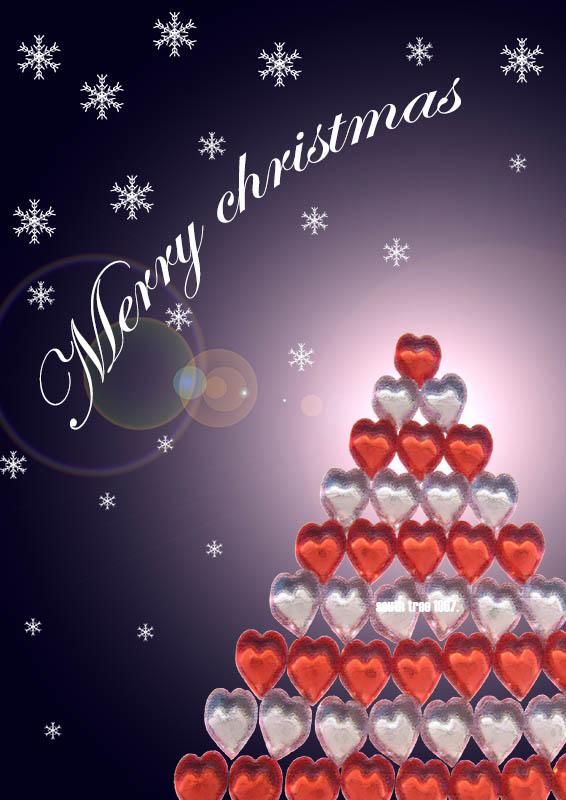 クリスマスカード4ブログ用