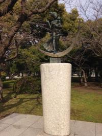 ヒプノセラピー スピリチュアルライフ 平和祈念像