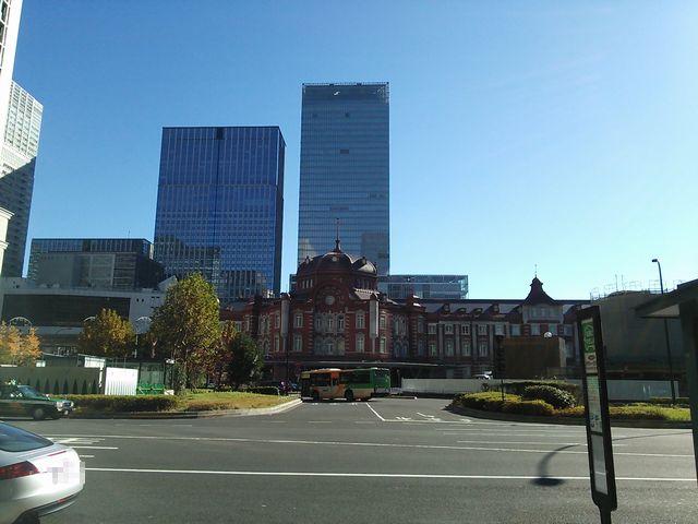 東京駅前 20131123