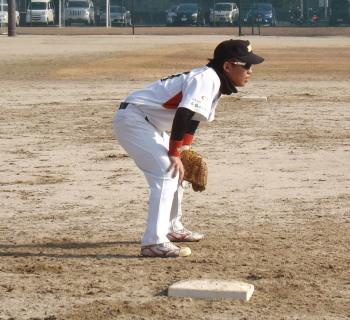 DSCF3943中満三塁手