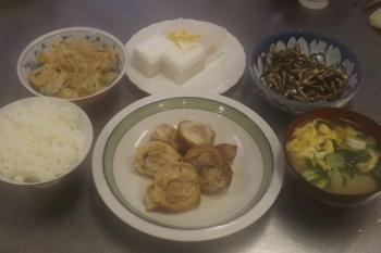 DSCF4017 男性料理