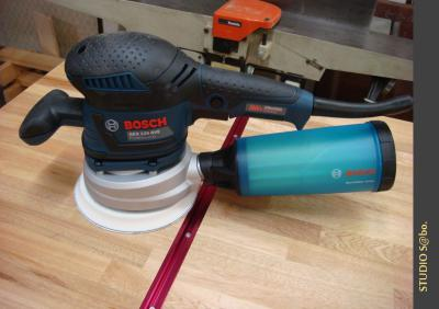 工具BOSCH GEX125AVE