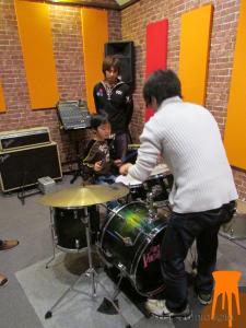 ドラム教室3