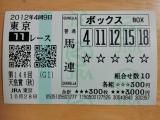 20121028天皇賞秋