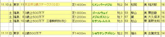 2012111011 JRA発表