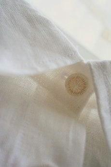 リネンシングルガーゼシャツ