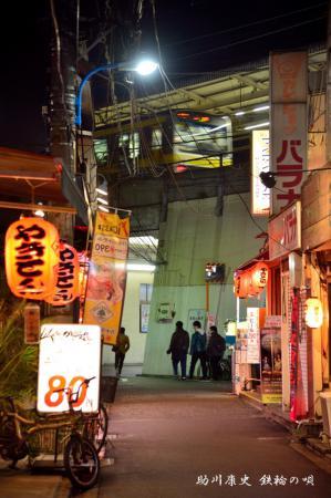 中央線 大久保駅 (01)