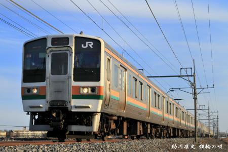 東北本線 211系 (01)