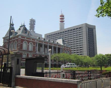 旧法務省+警視庁