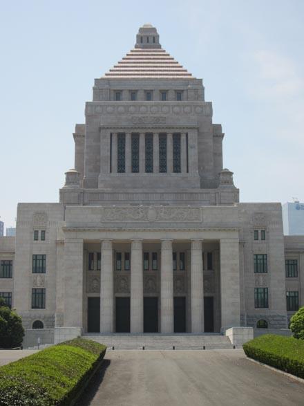 国会議事堂②