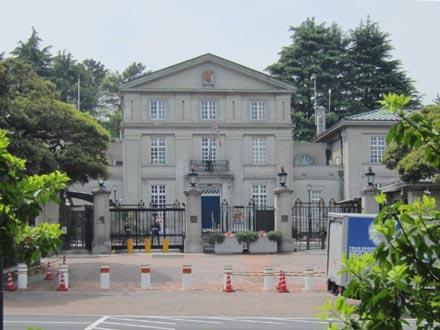 英国大使館①