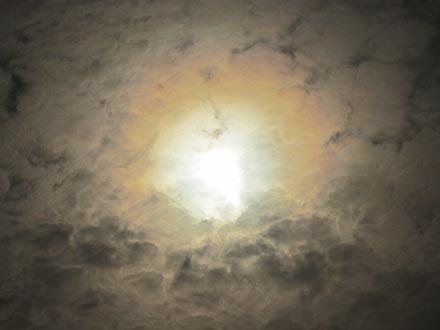 金環日蝕①