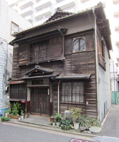 木造家屋①