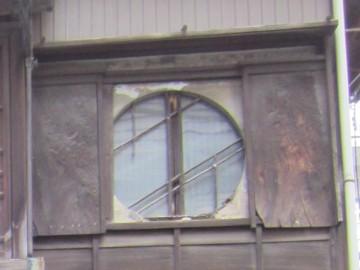 九段南1の木造家屋④