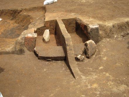 埋蔵文化財発掘6-8-②