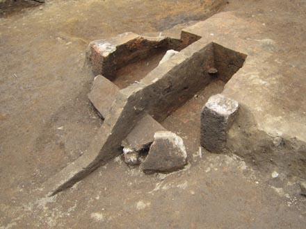 埋蔵文化財発掘6-8-③