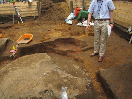 埋蔵文化財発掘6-8-④