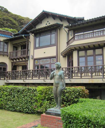 鎌倉文学館⑦