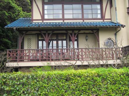 鎌倉文学館⑨