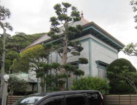 加賀谷邸④