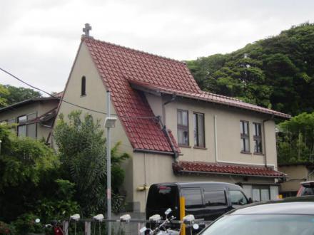 日本キリスト教会鎌倉栄光教会③