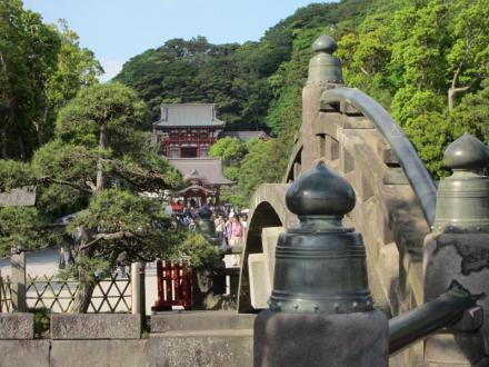 鶴岡八幡宮②