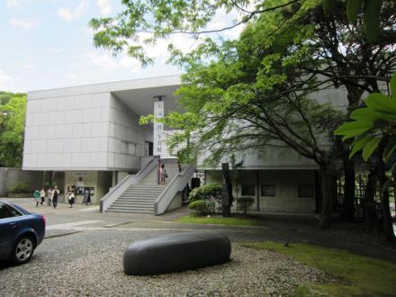 神奈川県立美術館鎌倉館②