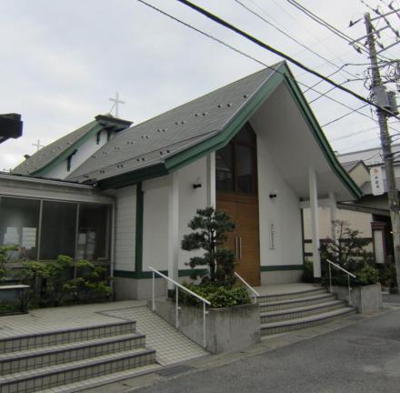 日本聖公会鎌倉聖ミカエル教会聖堂②